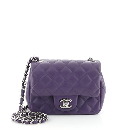 Preload https://img-static.tradesy.com/item/26117214/chanel-classic-flap-square-classic-single-quilted-mini-purple-lambskin-leather-shoulder-bag-0-0-540-540.jpg