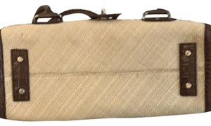 Antonio Melani Straw Leather Beach Fall Shoulder Bag