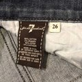 7 For All Mankind Boot Cut Jeans Image 6
