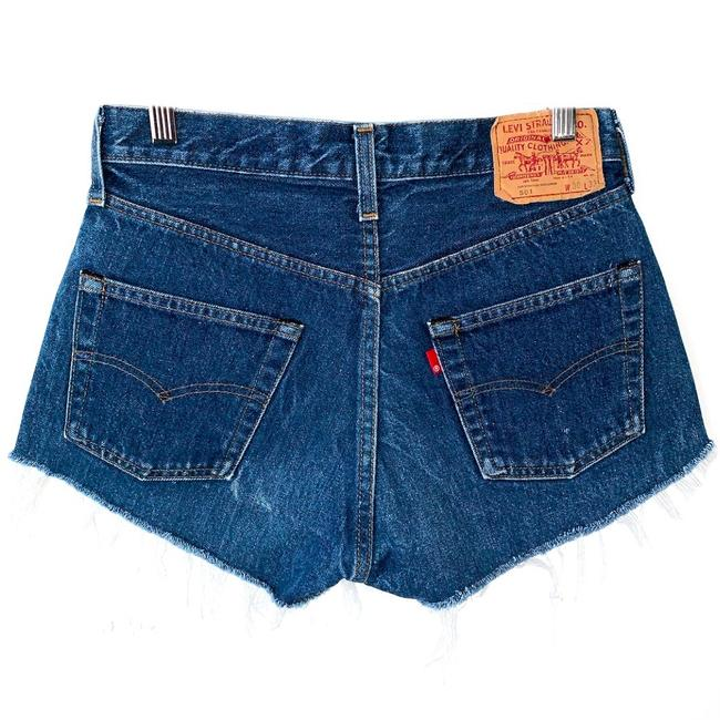 Levi's Denim Shorts Image 1