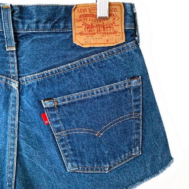Levi's Denim Shorts Image 2