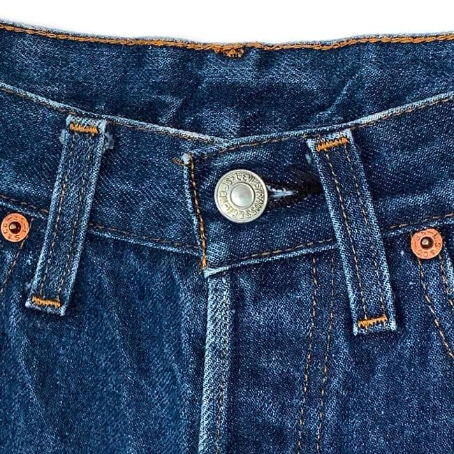 Levi's Denim Shorts Image 5