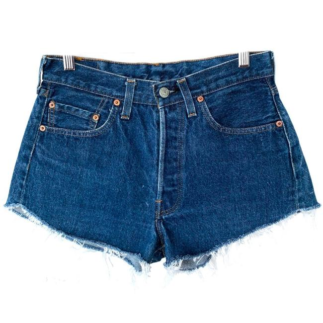 Levi's Denim Shorts Image 6