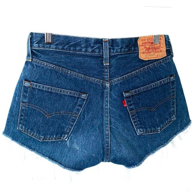 Levi's Denim Shorts Image 7