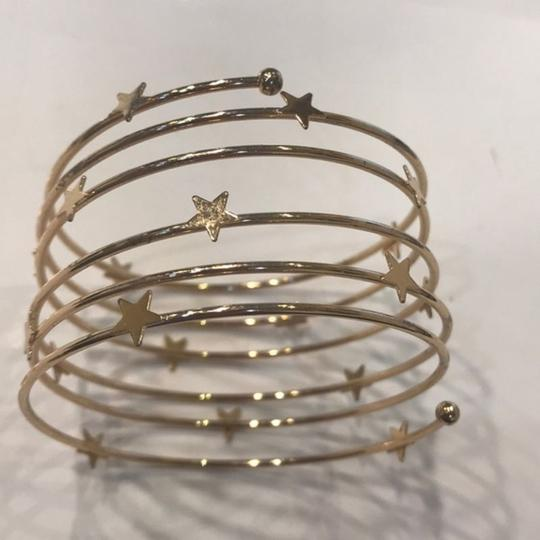None Gold Plated Bracelet With Dust Bag Image 2
