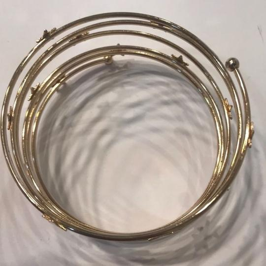 None Gold Plated Bracelet With Dust Bag Image 3