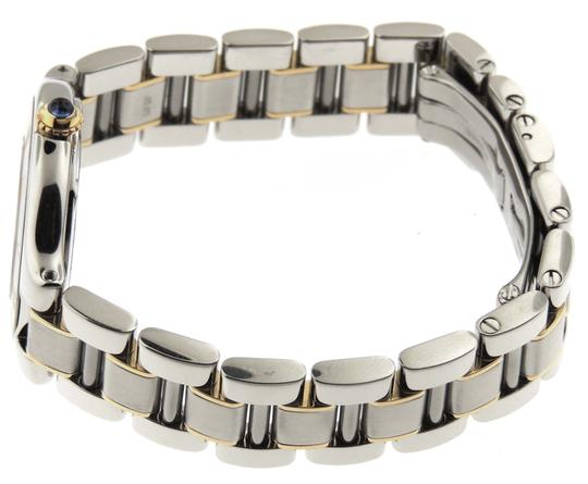 Cartier Ladies Cartier Must 21 1340 18K Yellow Gold & SS 28mm Watch Image 4
