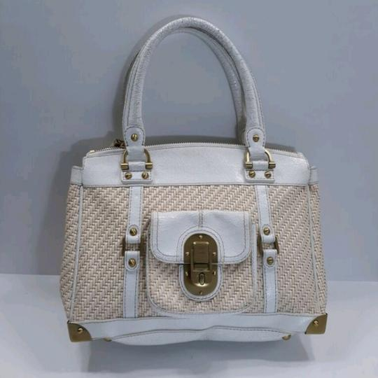 Rafe New York Satchel in White Image 0