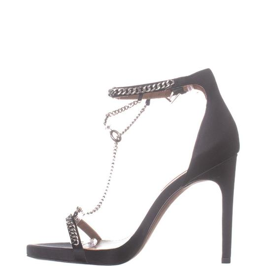 BCBGMAXAZRIA Black Sandals Image 1