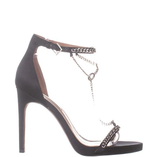 BCBGMAXAZRIA Black Sandals Image 3