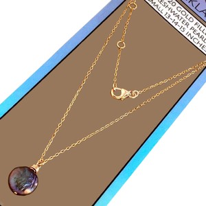 Island Sunset Artisan Accessories Dainty Chain Necklace