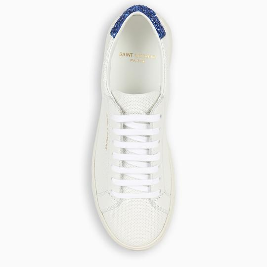 Saint Laurent White Athletic Image 1