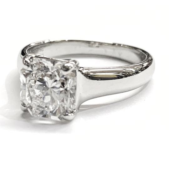 Tiffany & Co. GORGEOUS!! BRILLIANT!! Tiffany & Co. Platinum GIA Certified Lucida Solitaire Diamond Ring Image 1