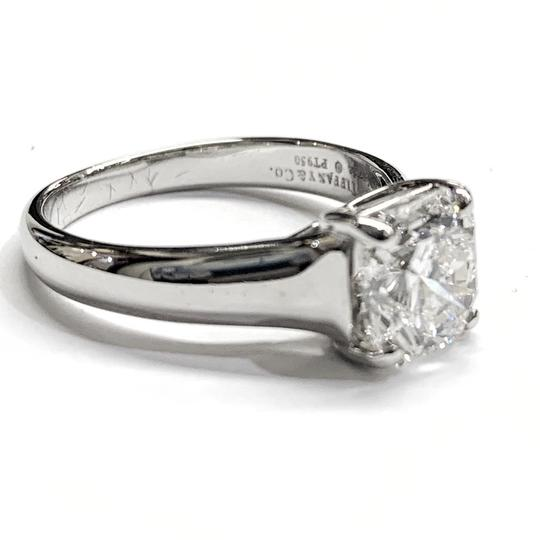 Tiffany & Co. GORGEOUS!! BRILLIANT!! Tiffany & Co. Platinum GIA Certified Lucida Solitaire Diamond Ring Image 2