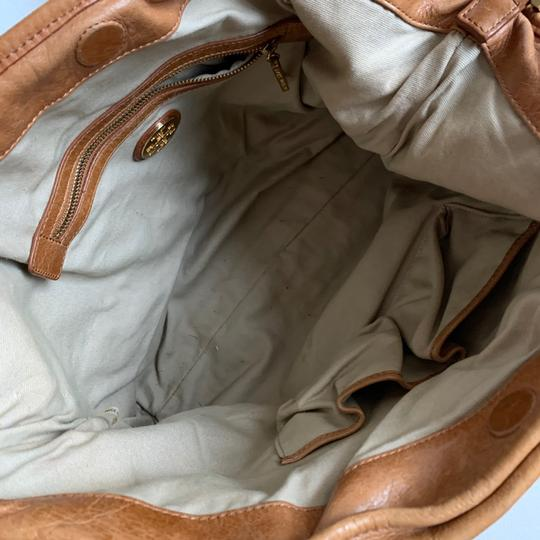 Tory Burch Tote in Camel Image 4