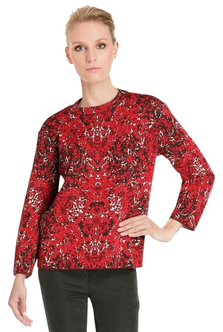 Preload https://img-static.tradesy.com/item/26118157/m-missoni-boxy-jacquard-red-and-black-sweater-0-1-650-650.jpg