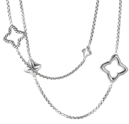Preload https://img-static.tradesy.com/item/26118204/david-yurman-like-new-stunning-sterling-silver-quatrefoil-necklace-0-2-540-540.jpg