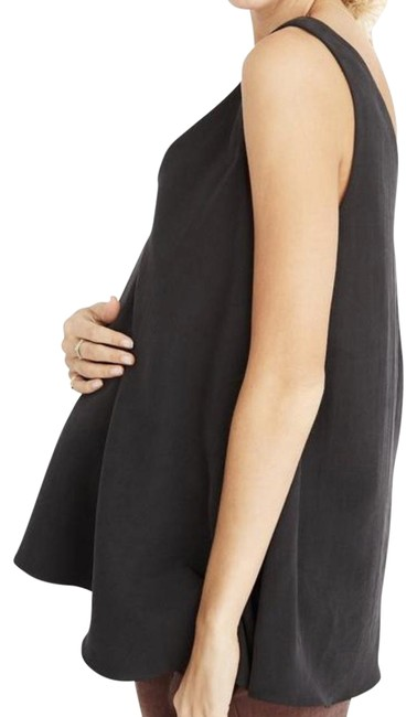 Preload https://img-static.tradesy.com/item/26118223/hatch-black-double-vneck-sleeveless-tunic-size-8-m-0-1-650-650.jpg