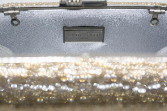 Judith Leiber Couture New York Champagne Crystal Clutch Image 5
