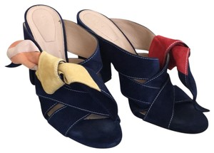 Chloé navy Sandals