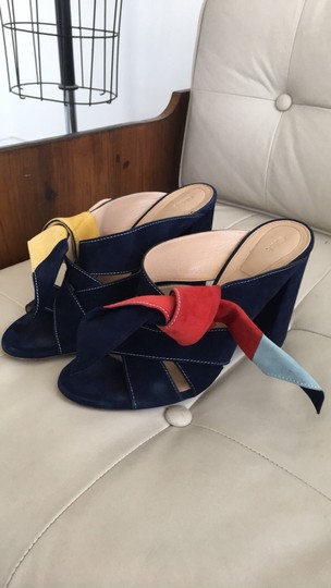 Chloé navy Sandals Image 1
