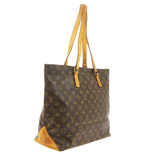 Louis Vuitton Tote in Monogram Image 1