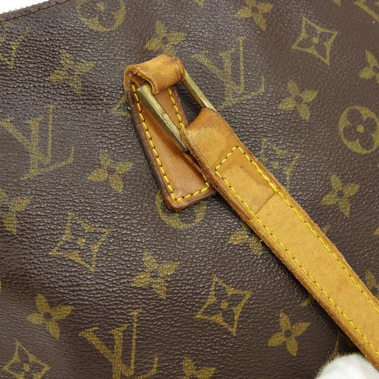 Louis Vuitton Tote in Monogram Image 10