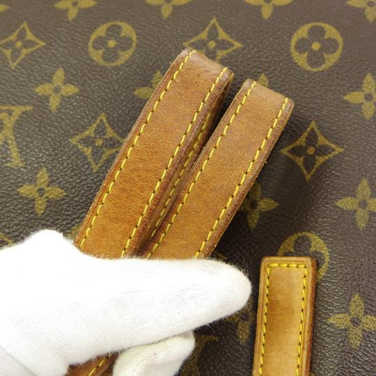 Louis Vuitton Tote in Monogram Image 6