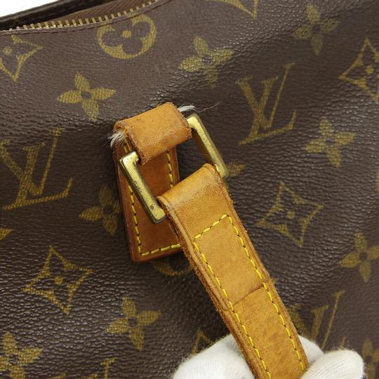 Louis Vuitton Tote in Monogram Image 7