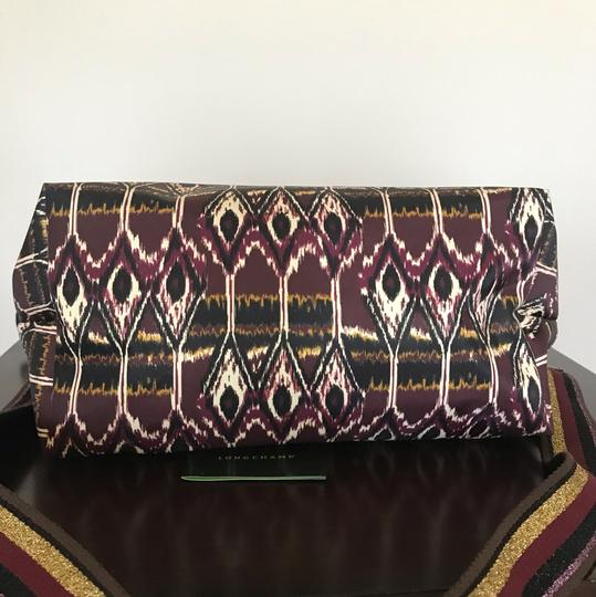 Longchamp Tote in Burgdy Image 1