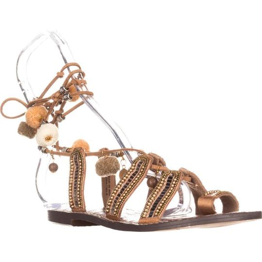 Sam Edelman Brown Sandals Image 1
