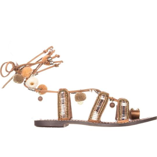 Sam Edelman Brown Sandals Image 2