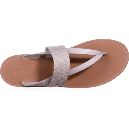 Vince White Sandals Image 2