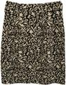 Trulli by Ann Taylor Loft Skirt Black and White Image 0