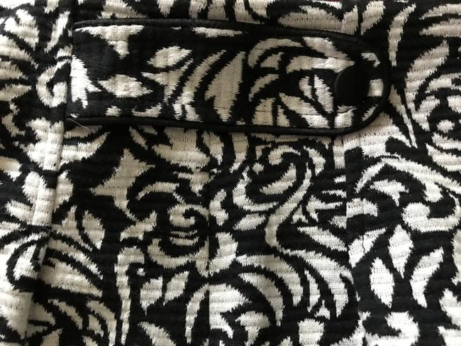 Trulli by Ann Taylor Loft Skirt Black and White Image 2
