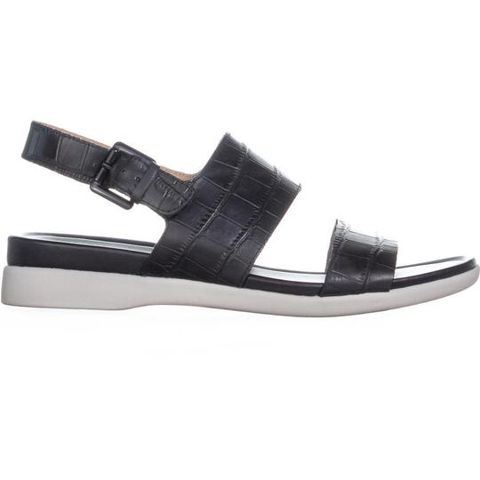 Naturalizer Black Sandals Image 3