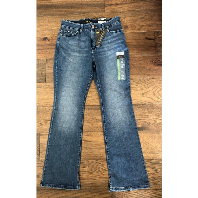 Lee Boot Cut Jeans-Medium Wash Image 3
