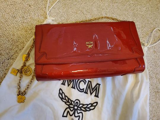 MCM Red Clutch Image 1