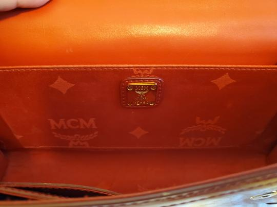 MCM Red Clutch Image 6