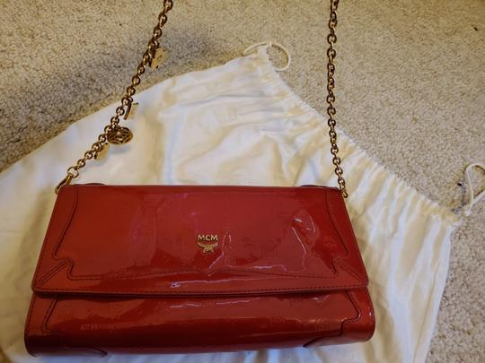 MCM Red Clutch Image 8
