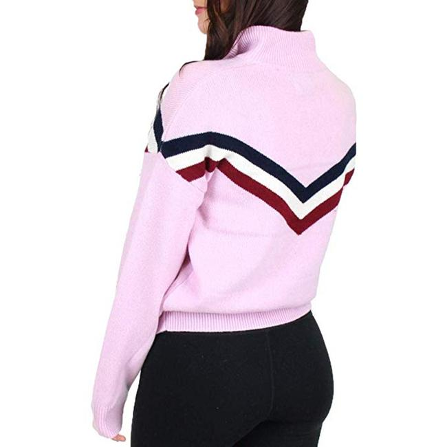 Juicy Couture Cashmere Sporty Stripe Sweater Image 1
