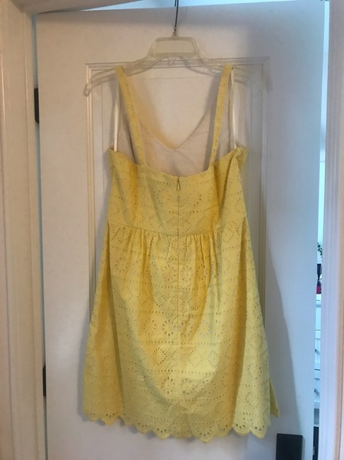 Vineyard Vines short dress Yellow on Tradesy Image 1