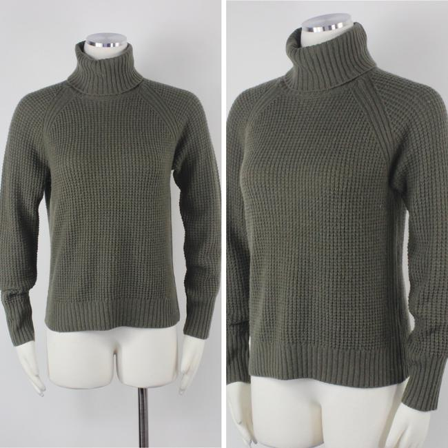 Uniqlo Cashmere Turtleneck Luxury Cashmere Sweater Image 2