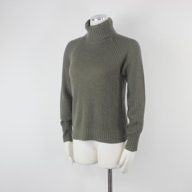 Uniqlo Cashmere Turtleneck Luxury Cashmere Sweater Image 3