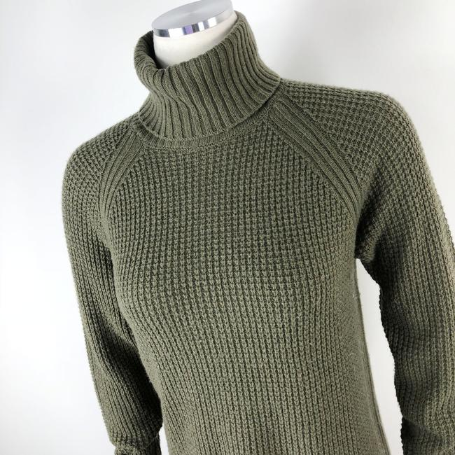 Uniqlo Cashmere Turtleneck Luxury Cashmere Sweater Image 6
