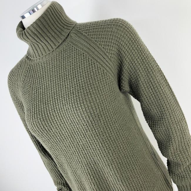 Uniqlo Cashmere Turtleneck Luxury Cashmere Sweater Image 7