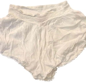 Victoria's Secret Mini/Short Shorts White