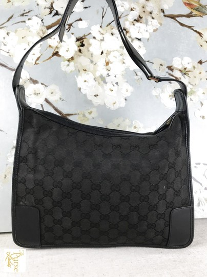 Gucci Gg Web Hobo Bag Image 2