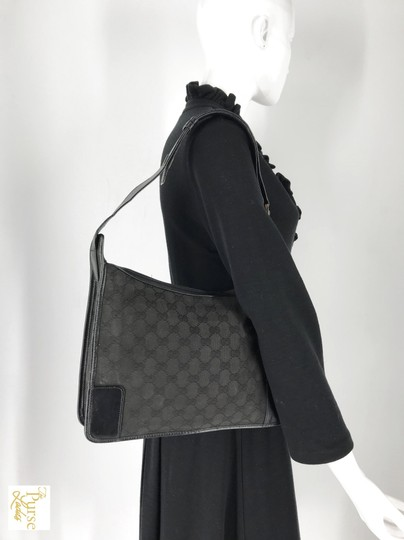 Gucci Gg Web Hobo Bag Image 7