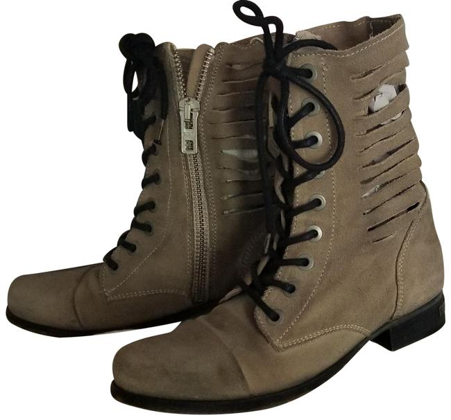Item - Taupe Glacey Boots/Booties Size EU 36 (Approx. US 6) Regular (M, B)